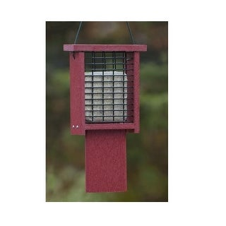 Woodlink GGPROPSUET Going Green Tail-prop Suet Feeder