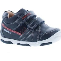 Geox Boys Baby Balu Frist Walker Everyday Casual Shoes - Navy