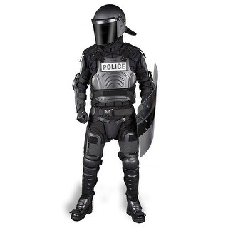 Damascus FlexForce Riot Control Suit Medium DM-FX1