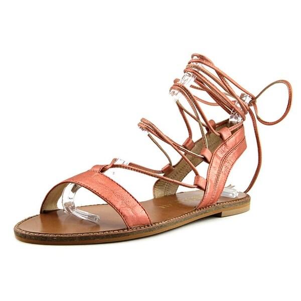 Chinese Laundry Kristin Cavallari Belle Women Metallic Coral Sandals