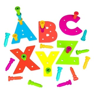 Lauri A to Z Uppercase Pegboards