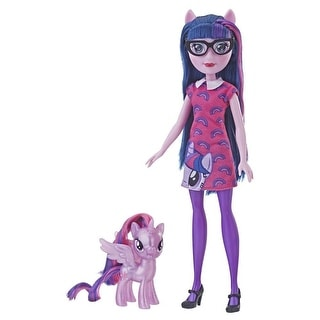 Link to My Little Pony Equestria Girls Through The Mirror Twilight Sparkle Similar Items in Action Figures