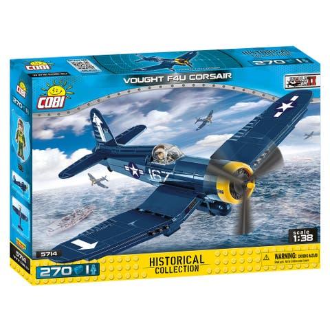 COBI Small Army VOUGHT F4U Corsair 260 Piece Construction Blocks Building Kit