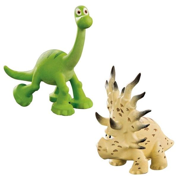Disney's The Good Dinosaur Mini Figure 2-Pack: Arlo & Forrest Woodbush - multi