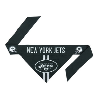 New York Jets Pet Bandanna Size XS