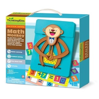 4M Thinking Kits Maths Monkey