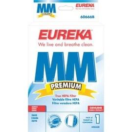 Eureka 60666B Hepa Filter, Style 8
