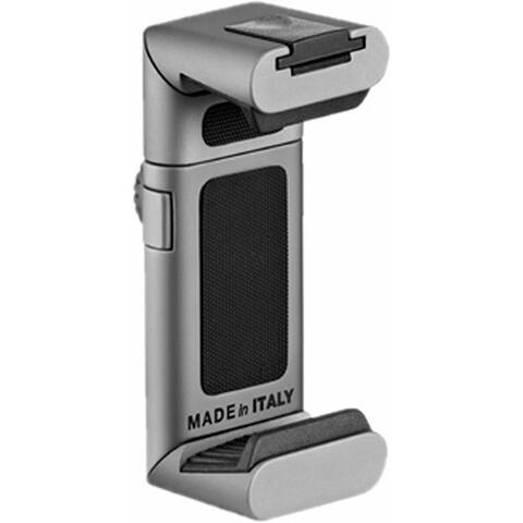 Manfrotto TwistGrip Universal Smartphone Clamp - Silver