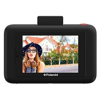 Polaroid Snap Touch Instant Print Digital Camera With LCD Display with Zink Zero Ink Printing Technology (2 options available)