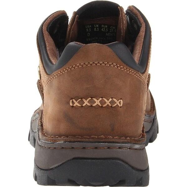 3864 Borderland Oxford Casual Shoe