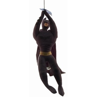 "Batman Dark Knight Rises Zipline Version 19"" Plush - multi"