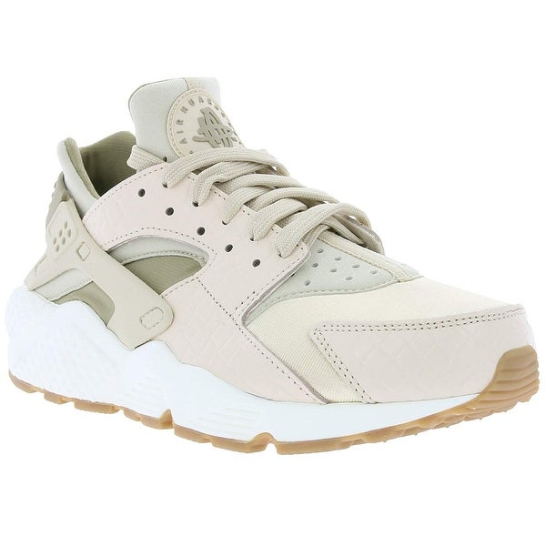 quality design 2d9fe ade37 Nike Womens Air Huarache Run prm Low Top Lace Up Fashion Sneakers