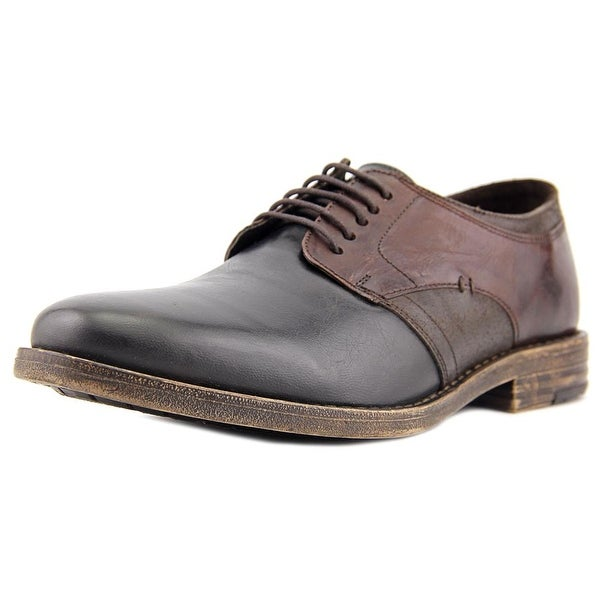 Kenneth Cole Reaction Loyal Sole   Round Toe Leather  Oxford