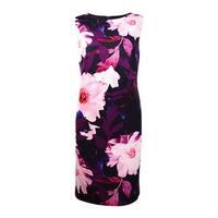 Vince Camuto Women's Floral Sleeveless Dress - Print