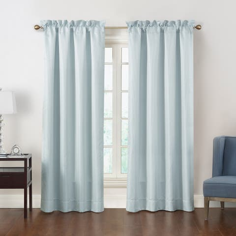 Waterford Arezzo Blue Window Panels - 50x84