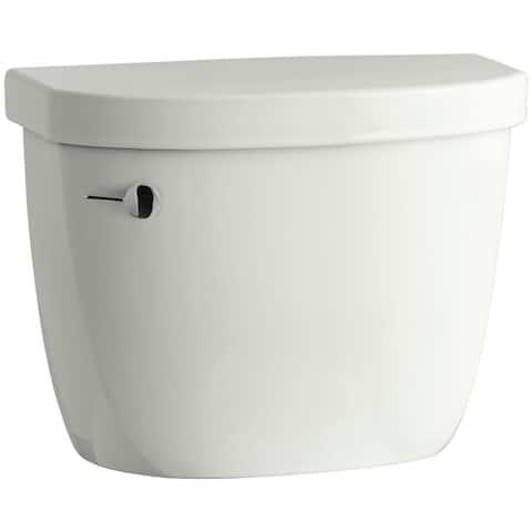 Kohler K-4167 Cimarron 1.6 GPF Toilet Tank Only with AquaPiston