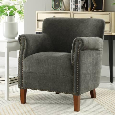 Hendrick Club Chair by Greyson Living