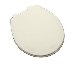 ProFlo PFTSWEC1000 Round Closed Front Toilet Seat and Lid (2 options available)