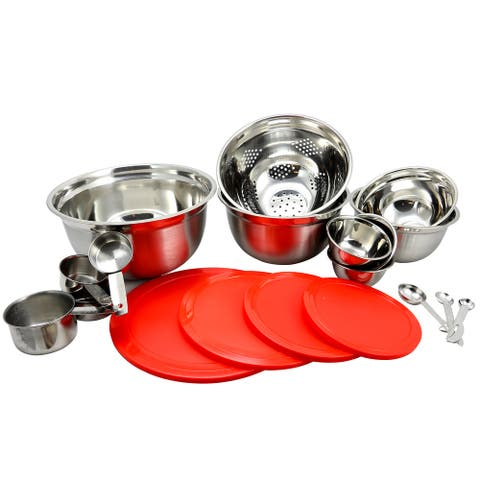 Sunbeam Branfield 21 Piece Kitchen Prep Set with Measuring Accessories