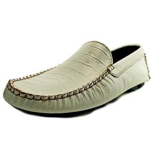 Robert Graham Verrazano Men  Round Toe Leather  Loafer