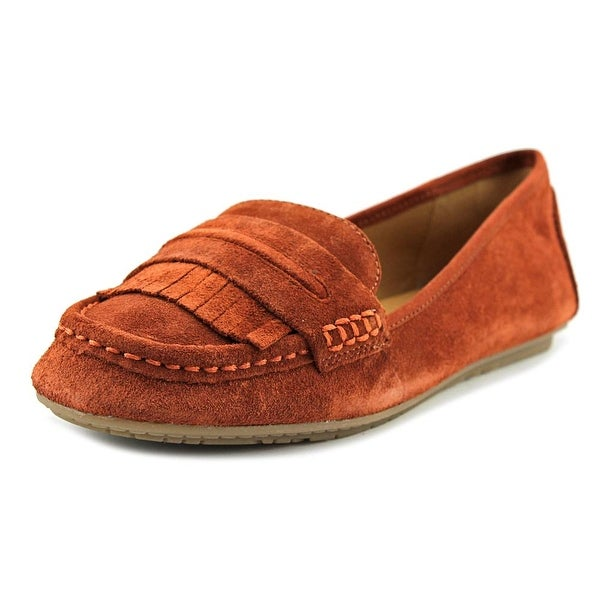 Kenneth Cole Reaction Bare-ing Women Rust Flats