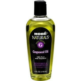 Hobe Labs Hobe Naturals Grapeseed - 4 fl oz