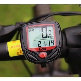 Bicycle Odometer-Speedometer - Black