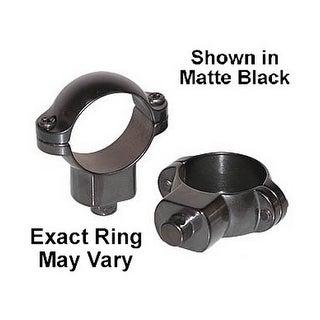 Leupold 49980 leupold 49980 qr 1 rings high, silver