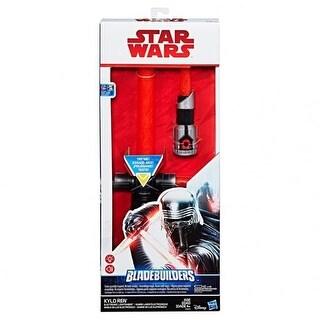 Hasbro HSBC1577 SW E8 Kylo Ren Electronic Lightsaber - Pack of 4