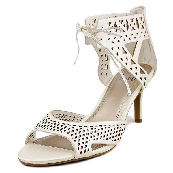 Impo Viddette Women Eggshell Pearlized Sandals