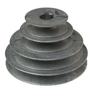 Chicago Die Casting 1416 V Groove 4-Step Pulley
