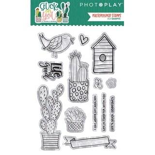 Photoplay Photopolymer Stamp-Stuck On You