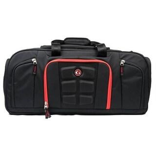 6 Pack Fitness Beast Meal Management Duffel Bag