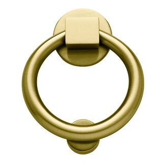 Baldwin 195 Ring Style Solid Brass Door Knocker