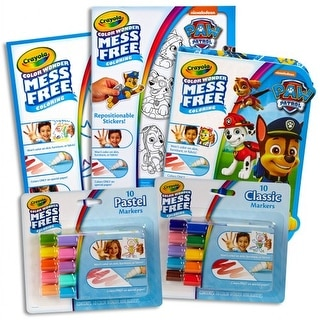 Crayola(R) Color Wonder(TM) Paw Patrol Set