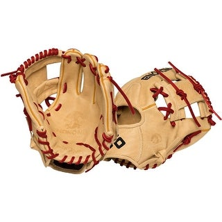 Nokona Alpha Select Right Handed Thrower 10.5-inch I Web Leather Baseball Glove S-100/L