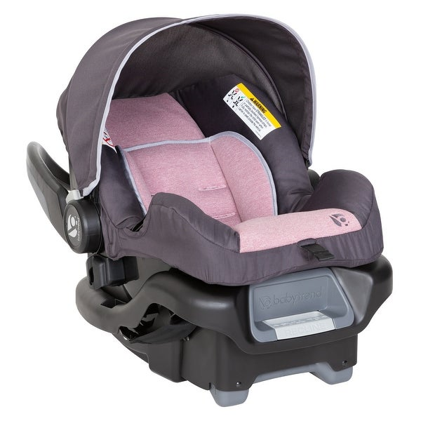 Baby Trend Ally 35 Snap Tech Infant Car seat,Cassis - 35 pound. Opens flyout.