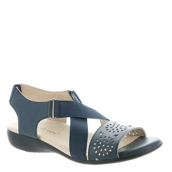 David Tate Womens ALMA Open Toe Casual Slingback Sandals - 10.5