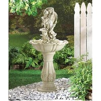 Zingz & Thingz 57070047 Fairy Maiden Outdoor Electric Water Fountain