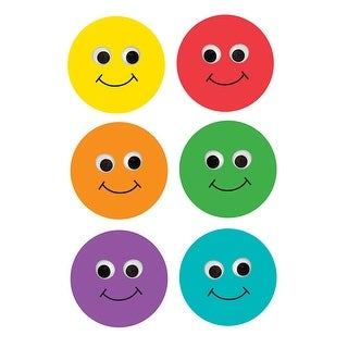 6In Smiley Face Classroom Accents