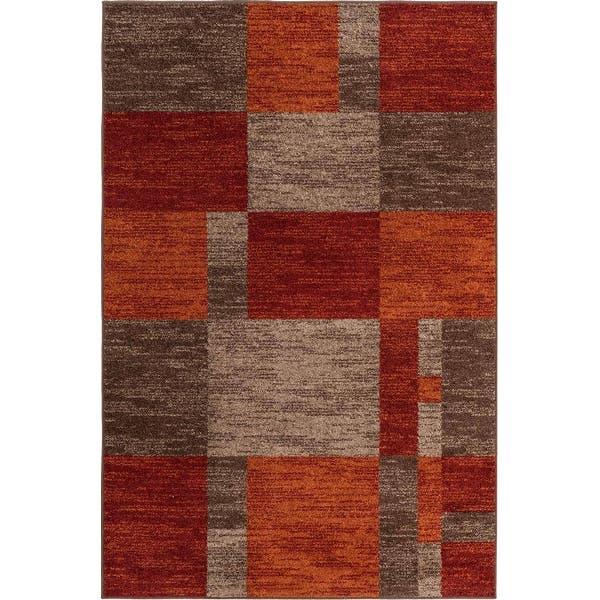 Unique Loom Autumn Providence Area Rug On Sale Overstock 16305973