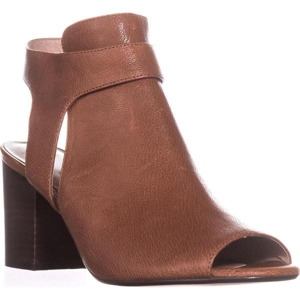 Nina Original Waco Ankle Bootie Sandals, Chestnut Diesel - 8 us / 38.5 eu