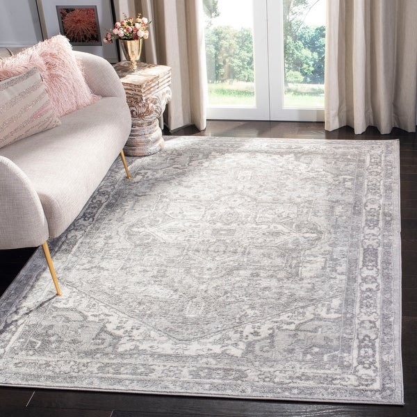 Safavieh Brentwood Vessie Traditional Oriental Rug. Opens flyout.