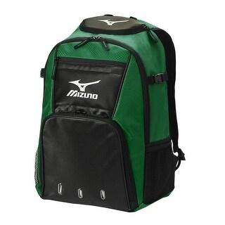 Mizuno Organizer G4 Batpack (Forest Green / Black)
