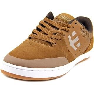 Etnies Marana Men Round Toe Suede Brown Skate Shoe