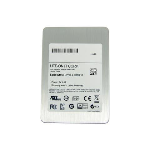 "Lite-On 128 GB 2.5"" SATA SSD (Refurbished)"