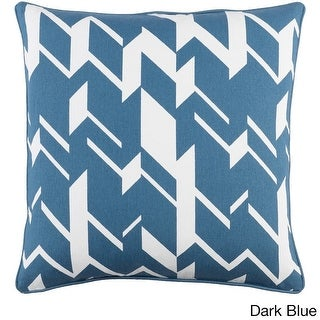 Link to Decorative 18-inch Appia Throw Pillow Shell Similar Items in Decorative Accessories
