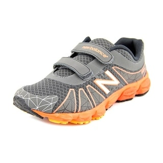 New Balance KG890 Round Toe Synthetic Running Shoe