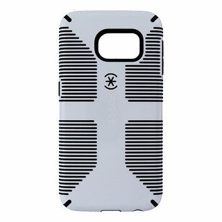 Speck CandyShell Grip Case for Samsung Galaxy S6 edge+ - White/Black