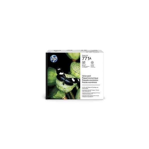 HP 771A Printhead Ink Cartridge Value Pack (Single Pack) Ink Cartridge